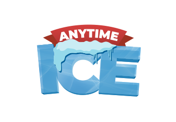 Anytime Ice Logo Design