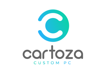 Cartoza Custom PC Logo Design