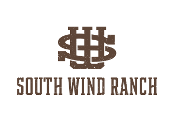 South Wind Ranch Logo Design
