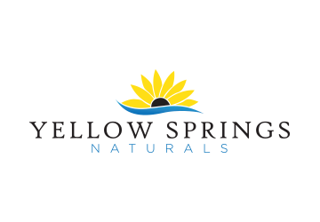 Yellow Springs Naturals Logo Design