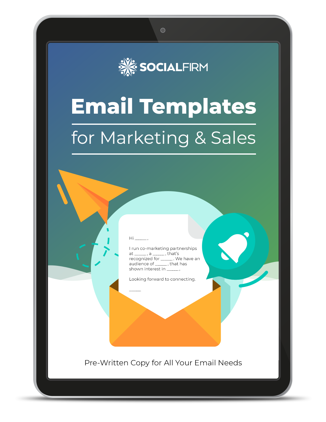 Email Template Example